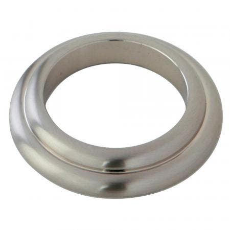 Kingston Brass KBSF918 Spout Flange For Kb918, Satin Nickel