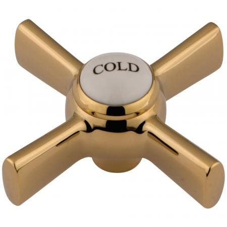 """Kingston Brass KSH2962ZXC Cold Handle for 8"""" Centerset Faucet"""
