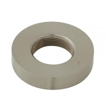 Kingston Brass KSHF2968DL Handle Flange For Ks2968Dl, Satin Nickel