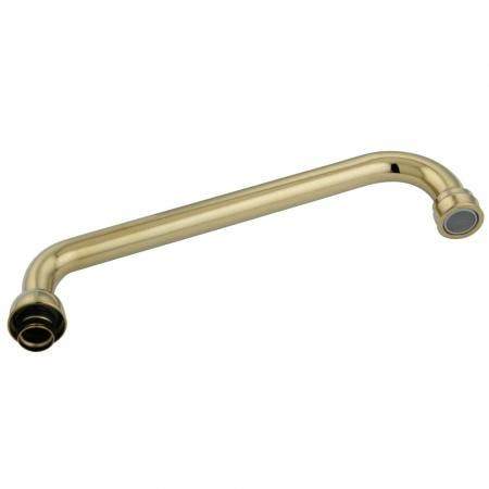 Kingston Brass KSP200PB Spout for KS200, Polished Brass