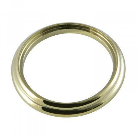 Kingston Brass KSSF3962 Spout Flange For Ks3962&Ks5562, Polished Brass