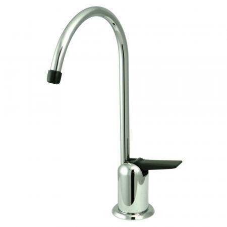 Kingston Brass KB3758TL Tremont 8 inch center two handle kitchen faucet with side sprayer