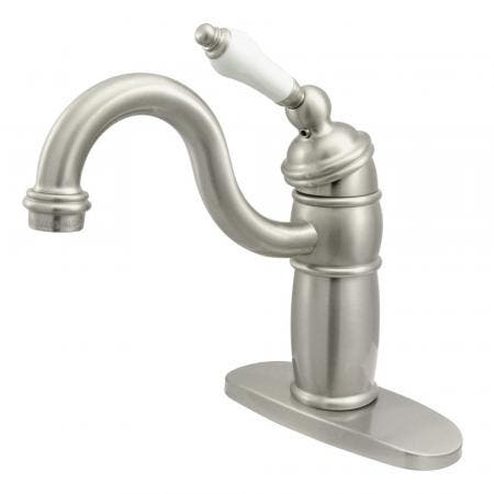 Kingston Brass KB6271LL Legacy 8 inch center two handle kitchen faucet