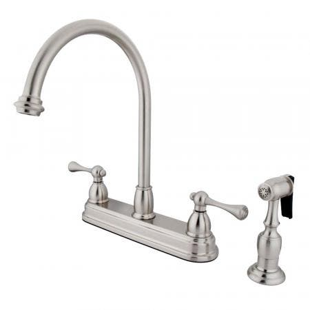 Kingston Brass CC6L1 Kingston Brass CC6L1 Basin Faucet, Chrome