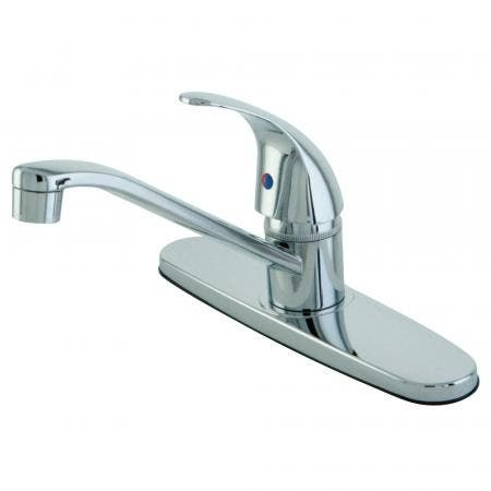 """Kingston Brass KB6954LL Two Handle 4"""" to 8"""" Mini Widespread bathroom Faucet with Retail Pop"""