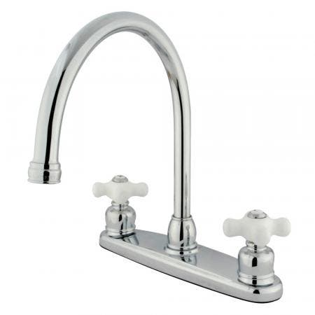 Kingston Brass KB955ALL Mini Widespread Lavatory Faucet & Retail Popup , Oil Rubbed Bronze