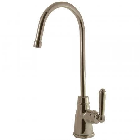 "Kingston Brass KS4985QL Metropolitan 8"" Widespread bathroom Faucet"