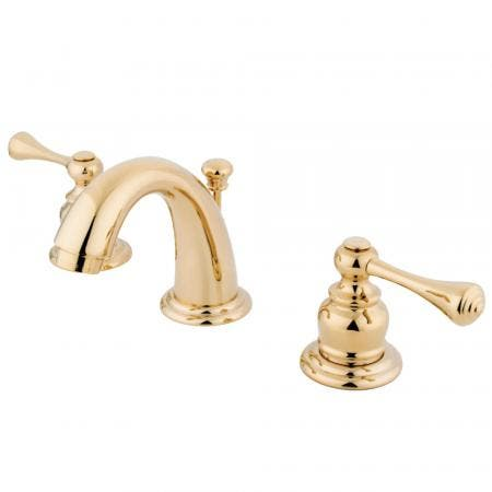 "Kingston Brass KS2618AX 4"" Centerset bathroom Faucet with Brass Pop"