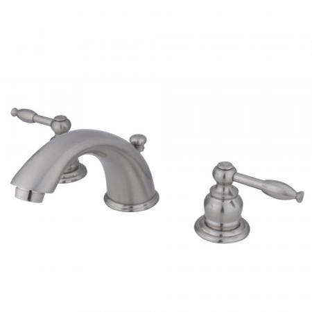 Kingston Brass KS2981TL TUSCANY WIDESPREAD bathroom Faucet with Brass POP