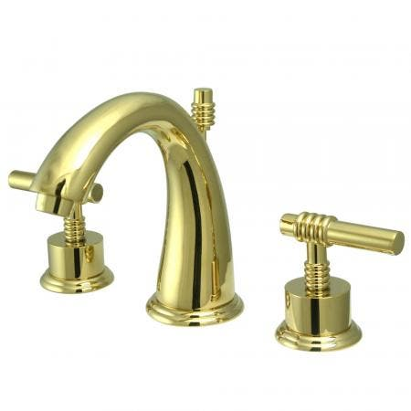 Kingston Brass ABT100-1 Faucet Body Only, Polished Chrome