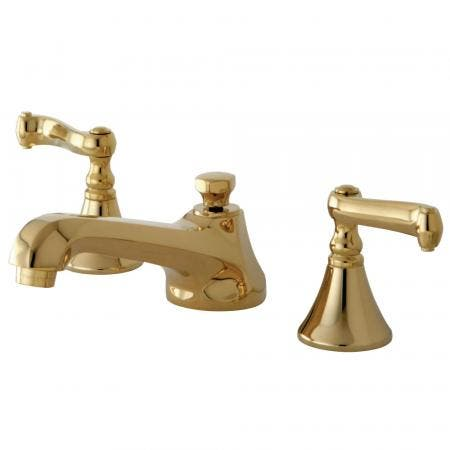 Kingston Brass KB661ML Two Handle Tub & Shower Faucet