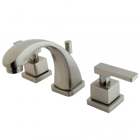 Kingston Brass KB86550DFL KB86550DFL single handle shower and tub faucet