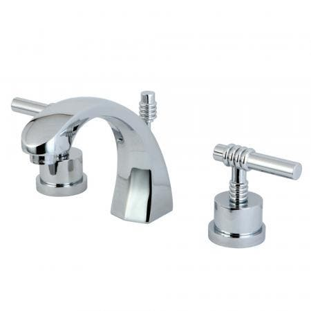 Kingston Brass KB8655DL Single Handle Tub & Shower Faucet