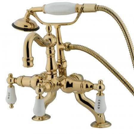 Kingston Brass GSC7578WEL Kingston Brass GSC7578WEL Pull Out Kitchen Faucet with Deck Plate, Satin Nickel