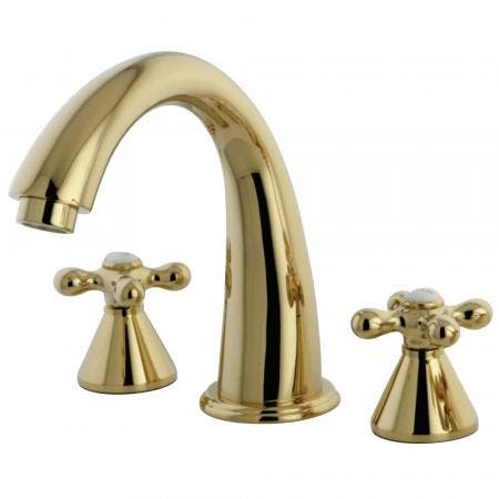 "Kingston Brass KS7002GL Kingston Brass KS7002GL 4"" centerset lavatory faucet"