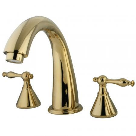 "Kingston Brass KS7008FL Kingston Brass KS7008FL 4"" centerset lavatory faucet"