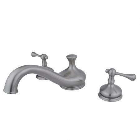 Kingston Brass KB241SO VICTORIAN Tub & Shower Faucet, Shower Only