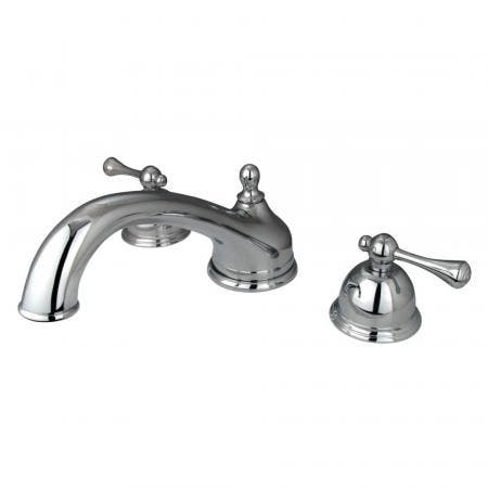 Kingston Brass KB242TO TUB ONLY FOR KB242, Polished Brass