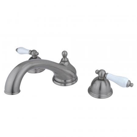 Kingston Brass KB2631MLTTO Tub & Shower Trim with ML Handle without Shower