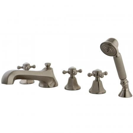 Kingston Brass KB3635PXT Tub & Shower Trim with PX Handle