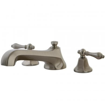 Kingston Brass KB3635TSLH Shower Trim for Tub & Shower without Handle