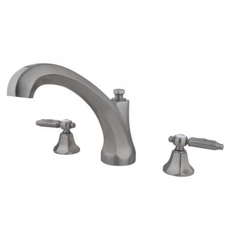 Kingston Brass KB531LST Tub & Shower with CxC Sweat Valve Including Lever Handle