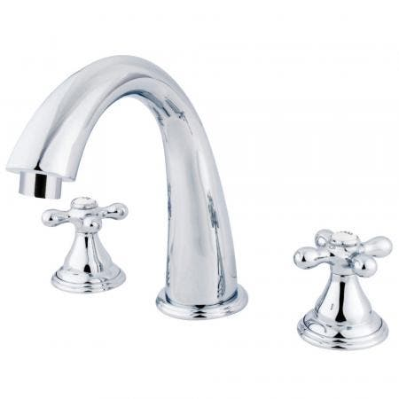 Kingston Brass KB8692DL Kingston Brass KB8692DL Concord Tub & Shower Faucet, Polished Brass