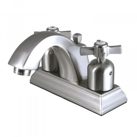 Fauceture FSC4648ZX 4-Inch Centerset Lavatory Faucet, Brushed Nickel