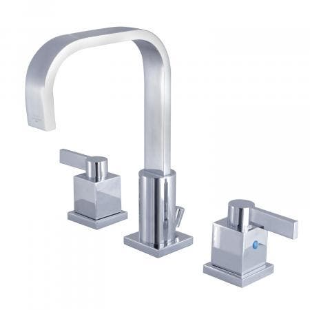 Fauceture FSC8961NQL 8-Inch Widespread Lavatory Faucet, Polished Chrome