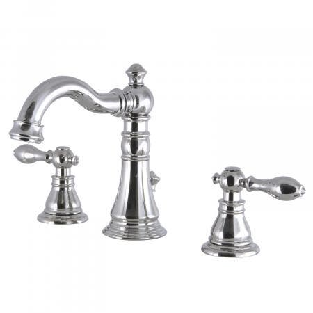 Fauceture FSC1979ACL 8-Inch Widespread Lavatory Faucet, Polished Nickel