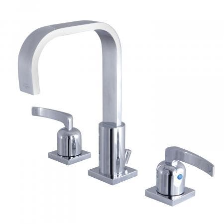 Fauceture FSC8961EFL 8-Inch Widespread Lavatory Faucet, Polished Chrome