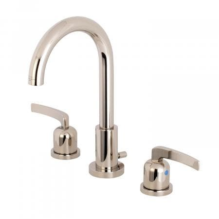 Fauceture FSC8929EFL 8-Inch Widespread Lavatory Faucet, Polished Nickel