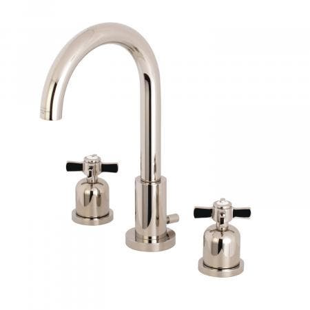 Fauceture FSC8929ZX 8-Inch Widespread Lavatory Faucet, Polished Nickel