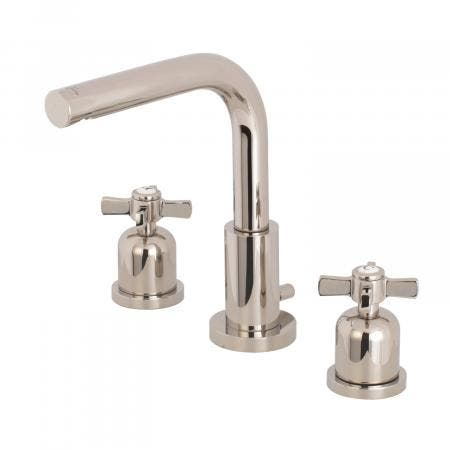 Fauceture FSC8959ZX 8-Inch Widespread Lavatory Faucet, Polished Nickel
