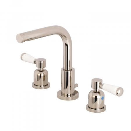 Fauceture FSC8959DPL 8-Inch Widespread Lavatory Faucet, Polished Nickel