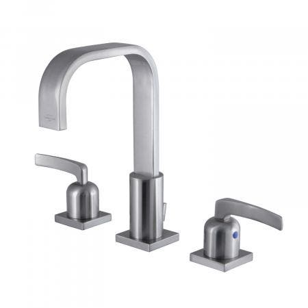Fauceture FSC8968EFL 8-Inch Widespread Lavatory Faucet, Brushed Nickel