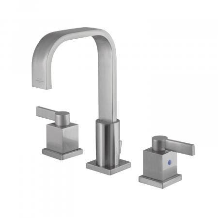 Fauceture FSC8968NQL 8-Inch Widespread Lavatory Faucet, Brushed Nickel